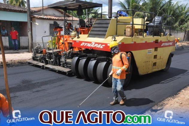 Prefeitura inicia pavimentação de 07 ruas no Juca Rosa 14