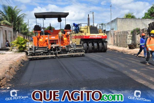 Prefeitura inicia pavimentação de 07 ruas no Juca Rosa 15