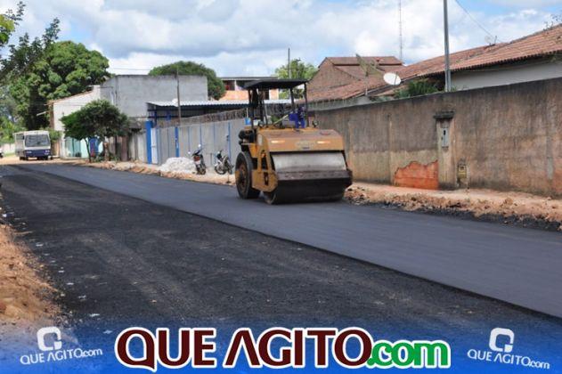 Prefeitura inicia pavimentação de 07 ruas no Juca Rosa 16