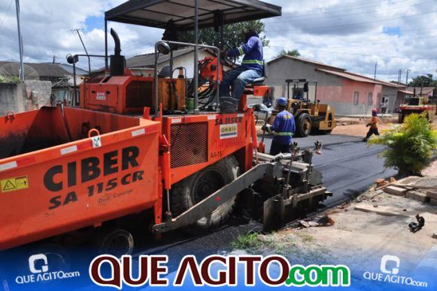Prefeitura inicia pavimentação de 07 ruas no Juca Rosa 17