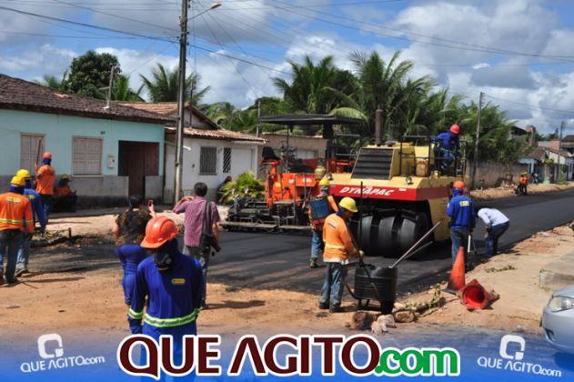 Prefeitura inicia pavimentação de 07 ruas no Juca Rosa 18