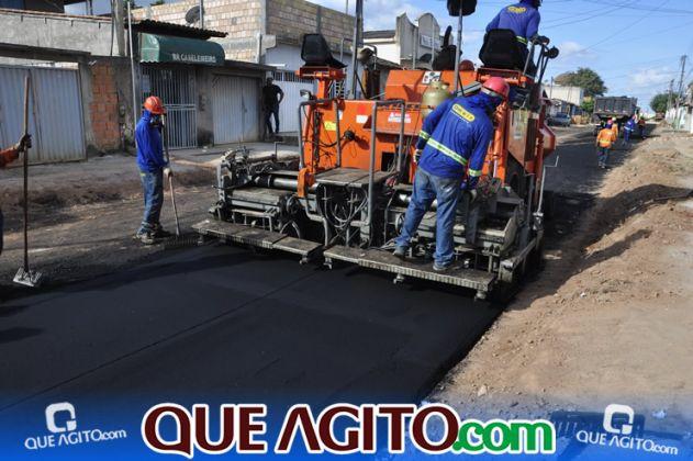 Prefeitura inicia pavimentação de 07 ruas no Juca Rosa 19