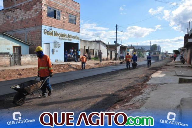 Prefeitura inicia pavimentação de 07 ruas no Juca Rosa 20