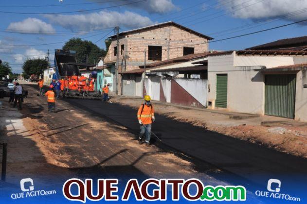 Prefeitura inicia pavimentação de 07 ruas no Juca Rosa 21