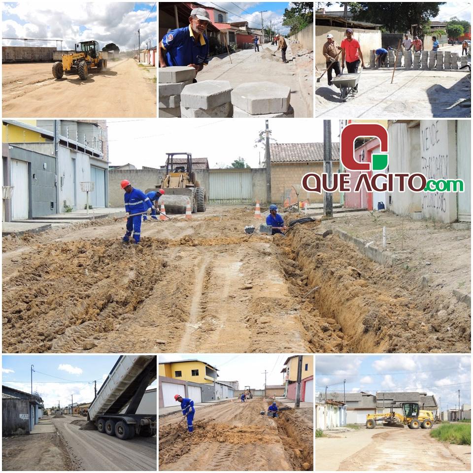 Melhoria Urbana: Ações da Infraestrutura avançaram o fim de semana 36