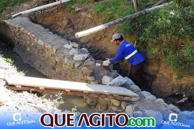 Prefeitura inicia pavimentação de 07 ruas no Juca Rosa 2