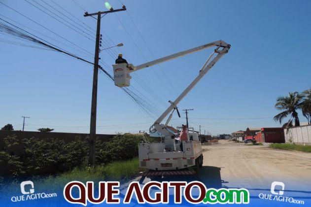 Prefeitura inicia pavimentação de 07 ruas no Juca Rosa 4
