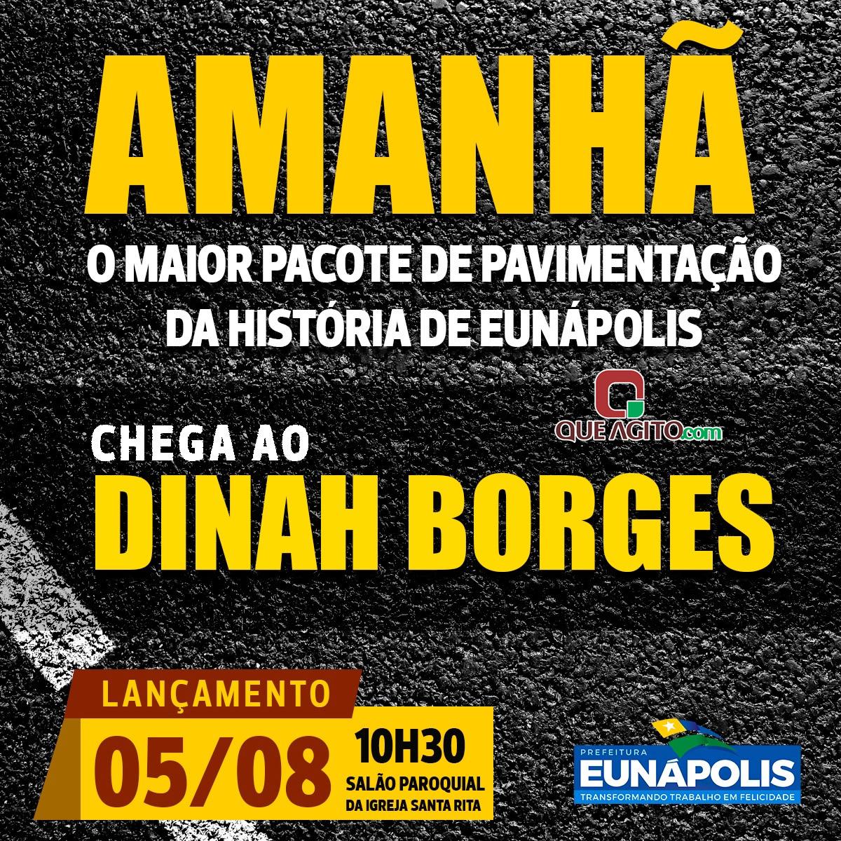 Prefeito Robério lançará pacote de pavimentação no Dinah Borges neste sábado (05/08) 56