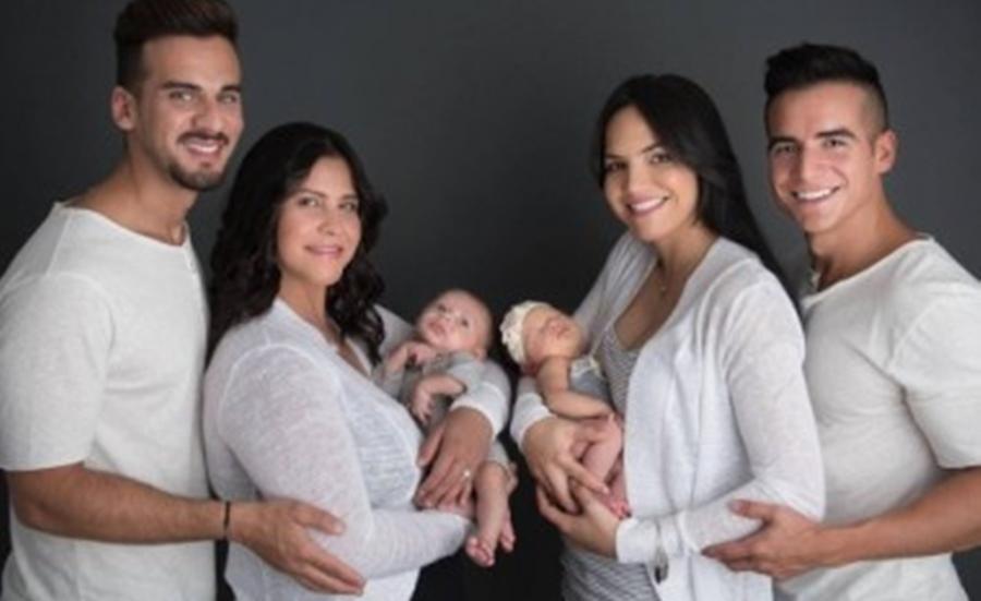 Casal Lésbico Tem Filhos Graças À Ajuda De Amigos Gays 25