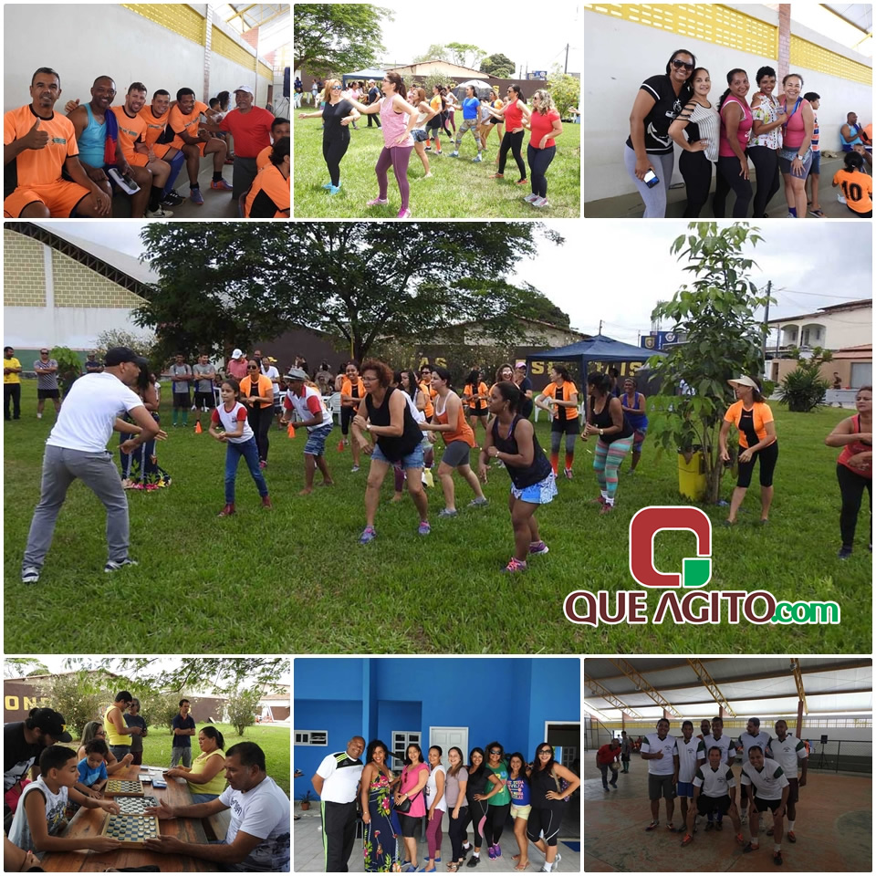 Circuito de Lazer reúne professores em domingo de esportes, alegria e prevenção 52