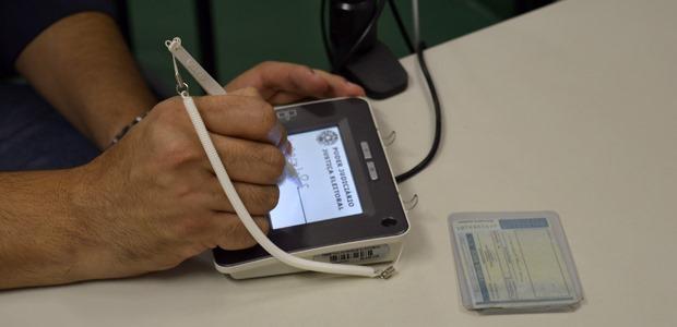 Biometria: mais de 5 mil eleitores ainda não fizeram o recadastramento em Itapebi e Itagimirim 40