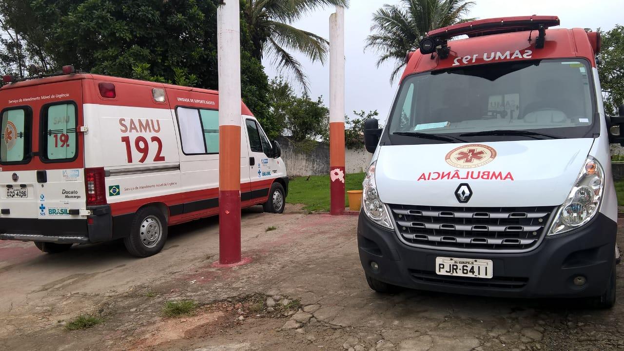 Prefeitura Municipal recupera frota do SAMU em Eunápolis 19
