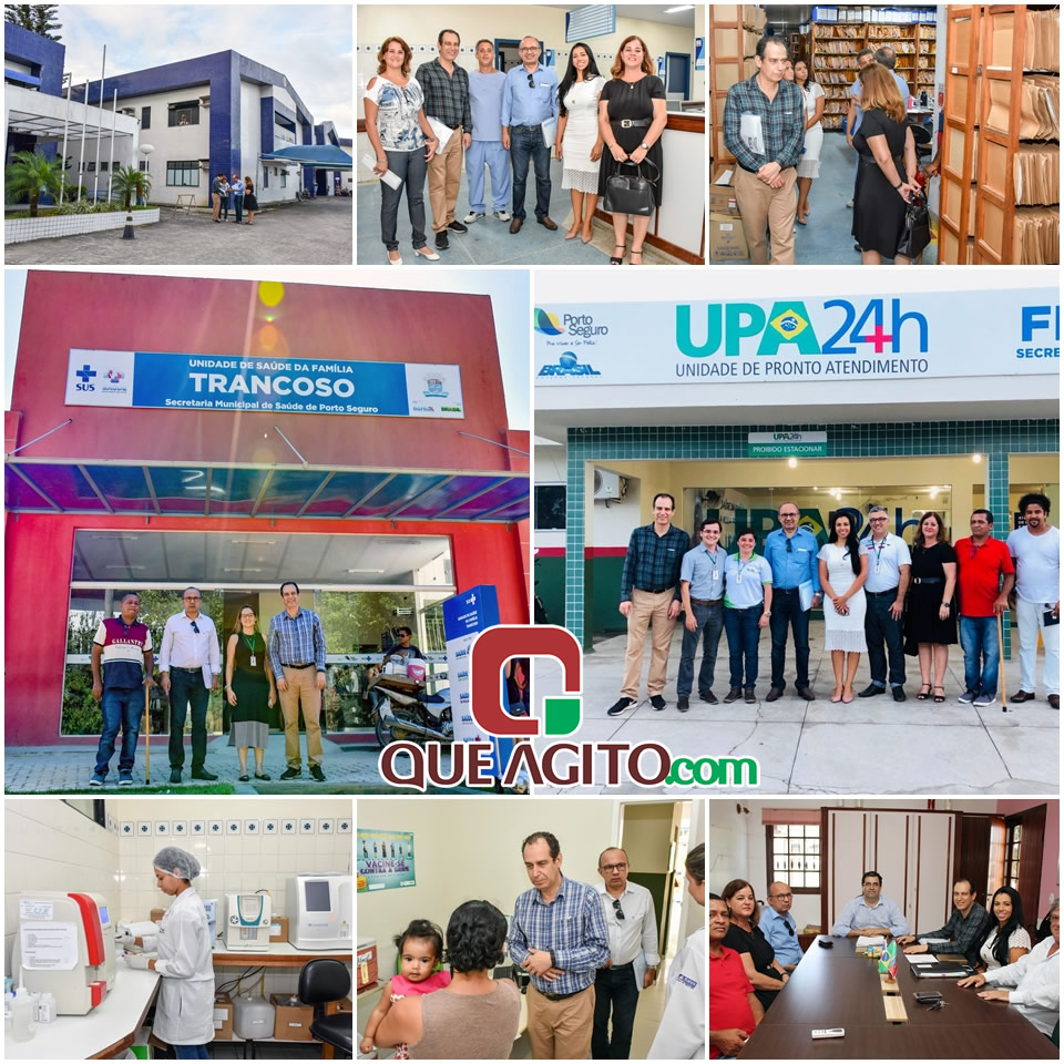 Porto Seguro recebe visita técnica para instalação do curso de Medicina 44