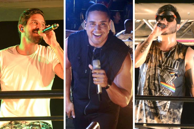 Grandes nomes da música baiana encerram a 21ª edição do CarnaPorto 20