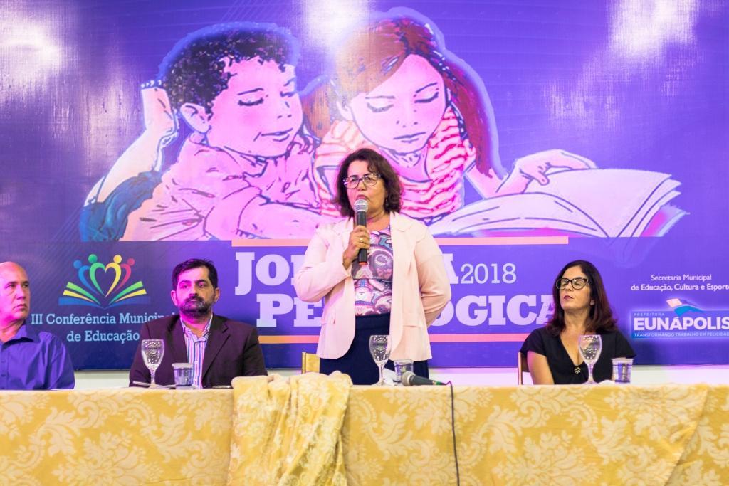 Jornada Pedagógica 2018 abre trabalhos do ano letivo em Eunápolis 23