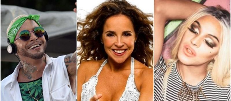 Vereador pede que Kannário, Daniela e Vittar não se apresentem na micareta de Feira 43