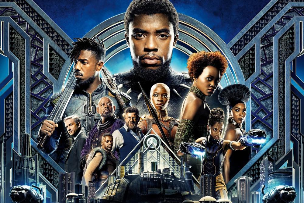 'Pantera Negra': filme impressiona e as mulheres roubam a cena 46