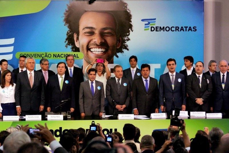 ACM Neto é eleito presidente nacional do DEM 37