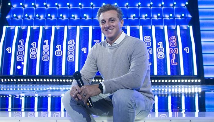 Luciano Huck estreia na Globo quadro semelhante a programa de Silvio Santos 44