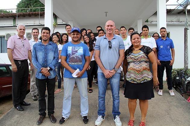Prefeitura assegura transporte escolar para estudantes do IFBA 36