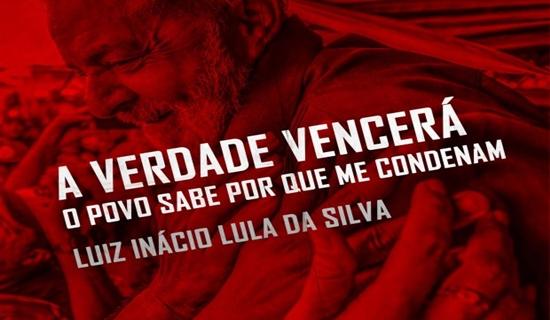 Em entrevista para livro, Lula diz estar pronto para prisão 27