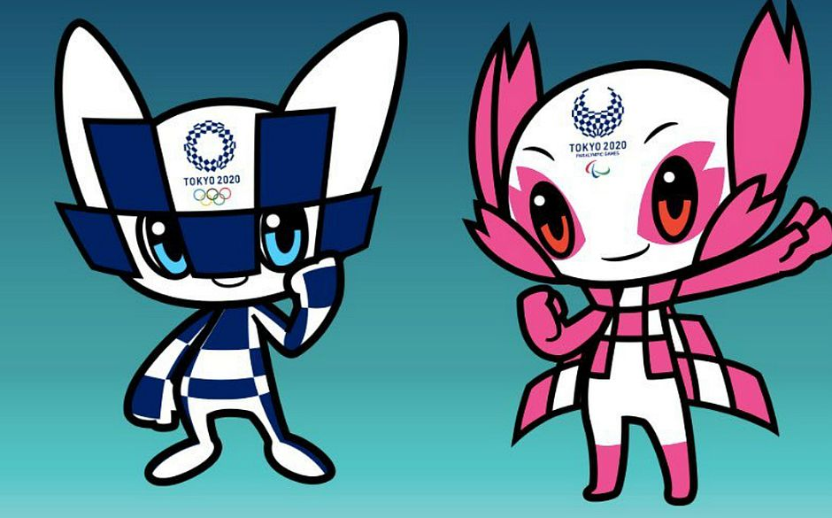 Mascotes dos Jogos Olímpicos e Paralímpicos são escolhidos 49