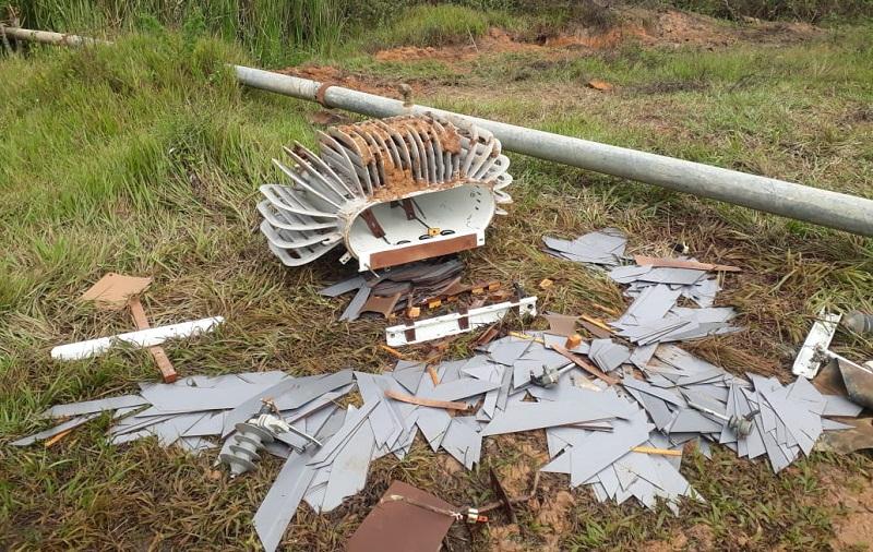 Transtornos e prejuízos: Moradores denunciam furto de transformadores na zona rural de Teixeira 60