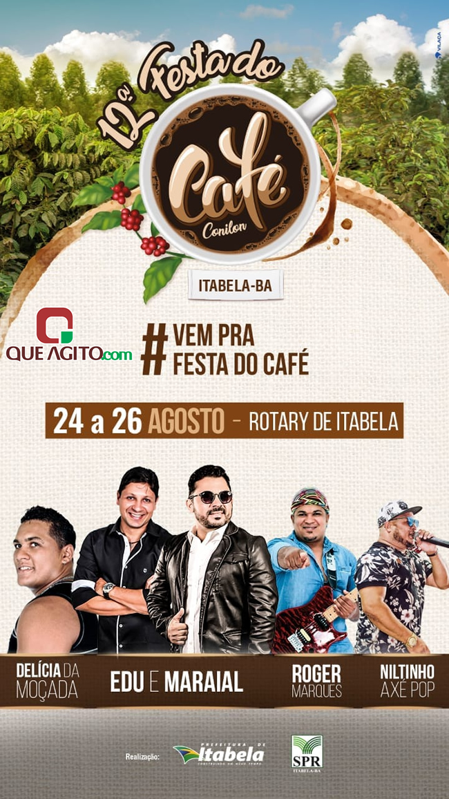 Programa-se para a 12ª da Festa do Café Conilon de Itabela 30