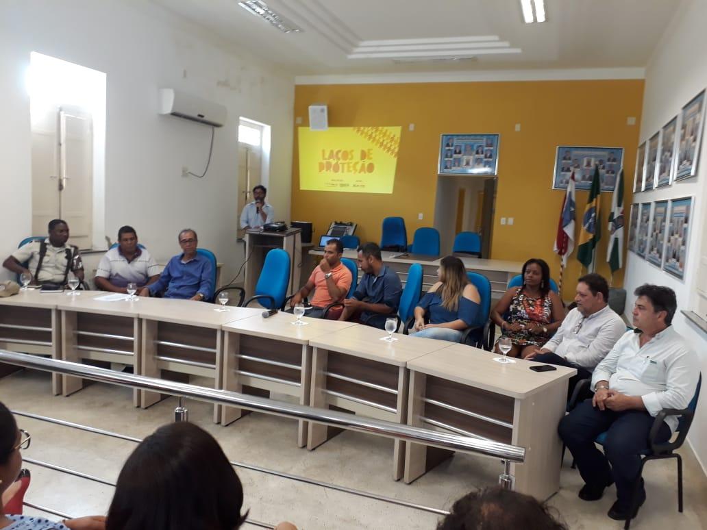 Laços de Proteção: Belmonte e Veracel em parceria pela proteção de crianças e adolescentes 40