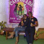 Um espetáculo a 2ª Cavalgada das Mulheres em Canavieiras 201