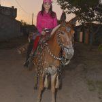Um espetáculo a 2ª Cavalgada das Mulheres em Canavieiras 296