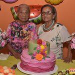 Dona Bete comemora aniversário ao lado de familiares e amigos 70