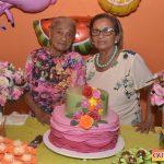 Dona Bete comemora aniversário ao lado de familiares e amigos 56