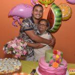 Dona Bete comemora aniversário ao lado de familiares e amigos 61