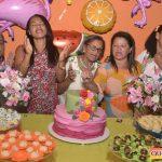 Dona Bete comemora aniversário ao lado de familiares e amigos 9