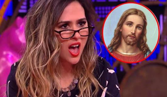 Tatá Werneck faz piada com Jesus Cristo e Judas na TV e revolta telespectadores 29