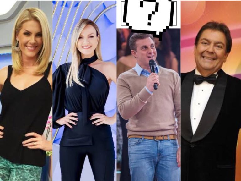 Ana Hickmann, Eliana, Luciano Huck e Faustão: Os apresentadores mais bem pagos da TV brasileira em 2018 30