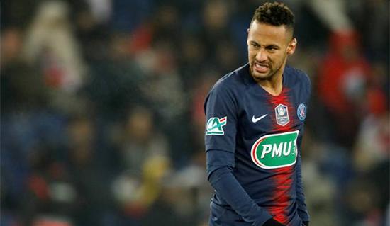 Neymar volta a sentir dores no pé direito e vira preocupação no PSG 25