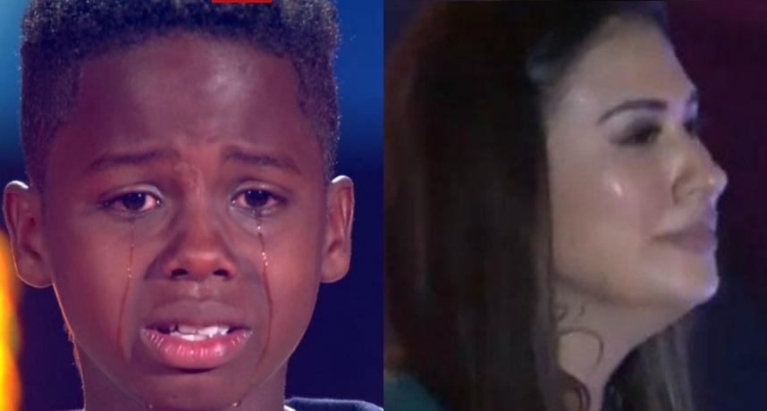 Criança vai aos prantos com comentário de Simone em programa de TV 47