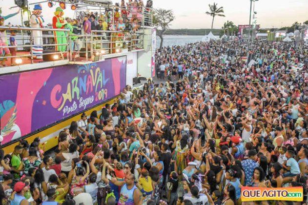 Atração infantil e programação variada atraem multidão no segundo dia de Carnaval Oficial em Porto Seguro 29
