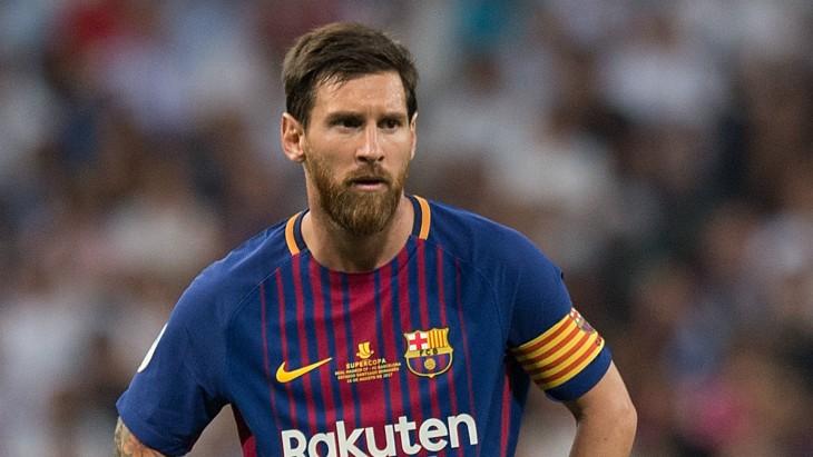 Messi descarta estrela mundial para o Barça 22