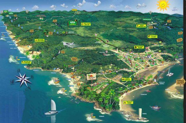 Grandes atrações nacionais vão estar em Itacaré litoral sul da Bahia no 3° Festival de Forró 5