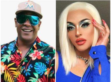 Líder do Psirico, Márcio Victor anuncia que lançará música com Pabllo Vittar 1