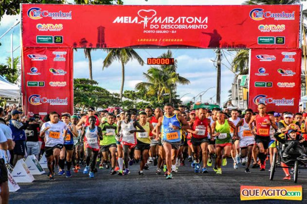 Meia Maratona do Descobrimento bate recorde de competidores e atrai atletas internacionais 4