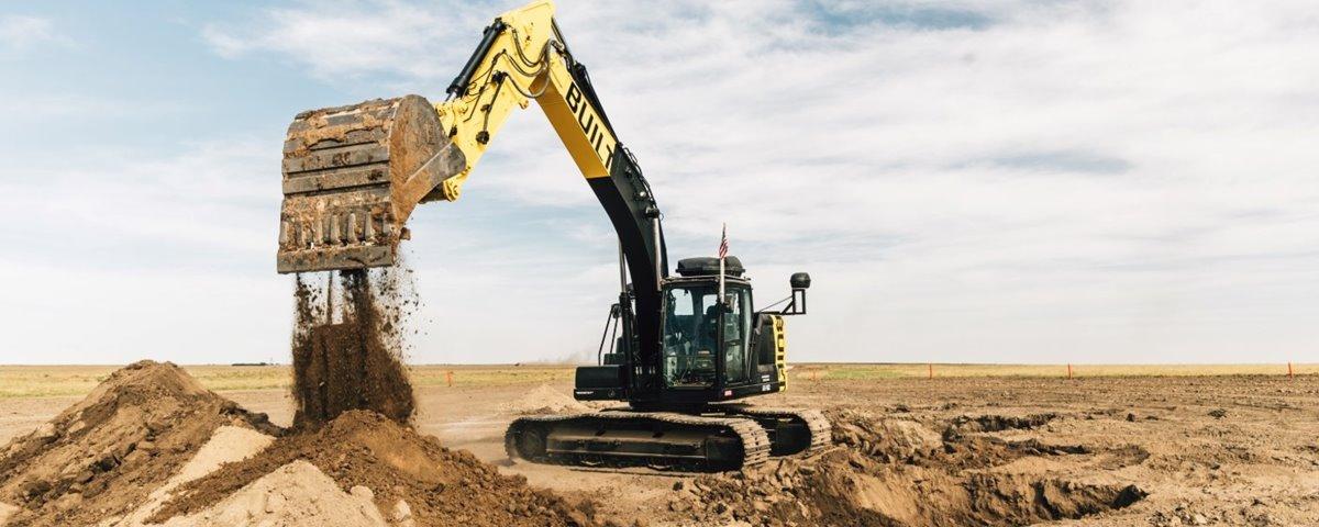 Empresa cria kit que automatiza escavadeiras para trabalharem sozinhas 1