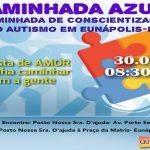 Primeira Caminhada de Conscientização do Autismo em Eunápolis 33