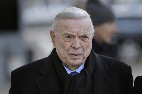 Ex-presidente da CBF José Maria Marin é banido do futebol 1