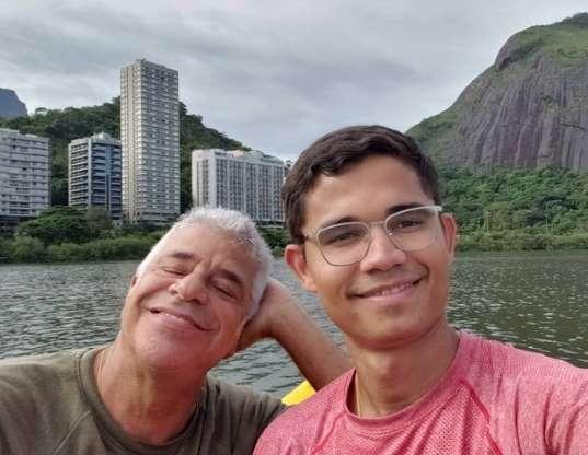 """Lulu Santos assina união estável com noivo: """"Nos torna perante a lei um casal"""" 1"""