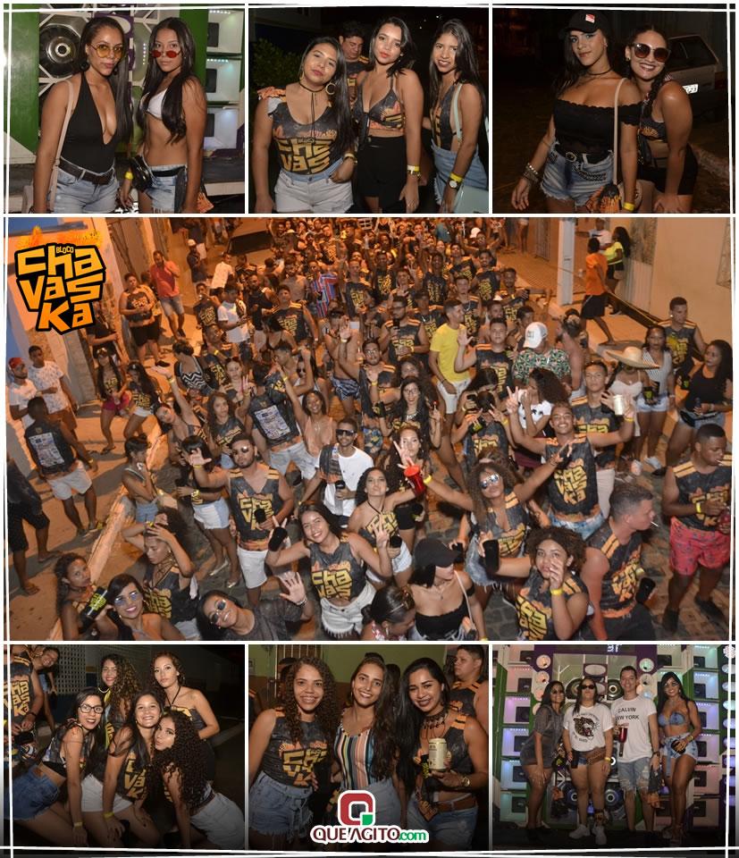 Simplesmente fantástico o Bloco Chavaska na Micareta de Pau Brasil 2019 1