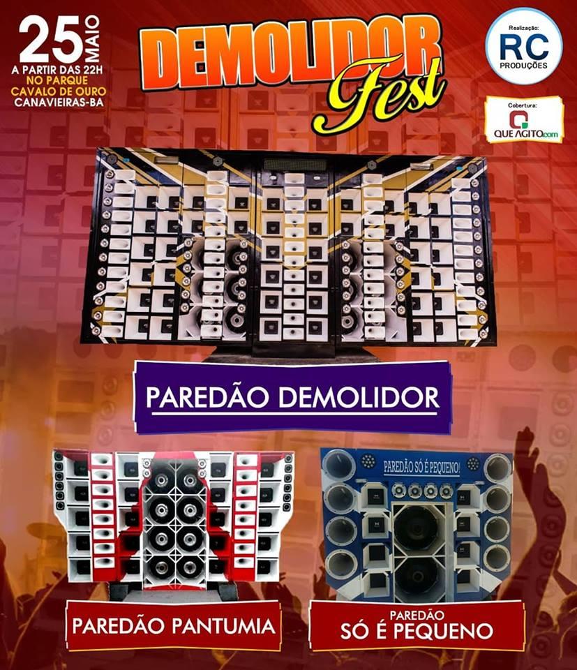 Demolidor Fest - Canavieiras-BA 1